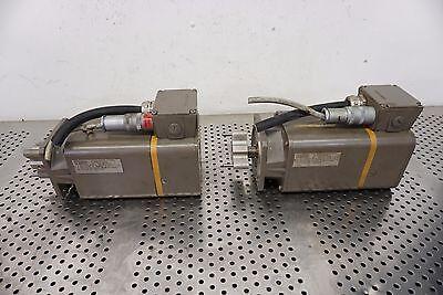 Siemens 3 Phase Permanent Magnet Motor 1ft5062-0ac01-0-z Servo