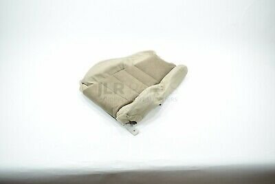 Range Rover Sport L494 RH Front Almond / Nutmeg Suede Seat Cover LR049703