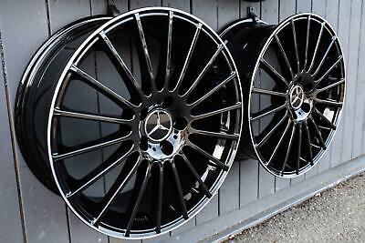 18 Zoll DM07 Felgen für Mercedes A C Klasse W176 W177 W204 W205 Coupe Cabrio AMG