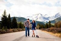 Canmore & Banff Family, Engagement & Maternity Photography