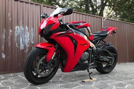2008 Honda CBR1000RR Clean bike, heaps of power rego sep 2018