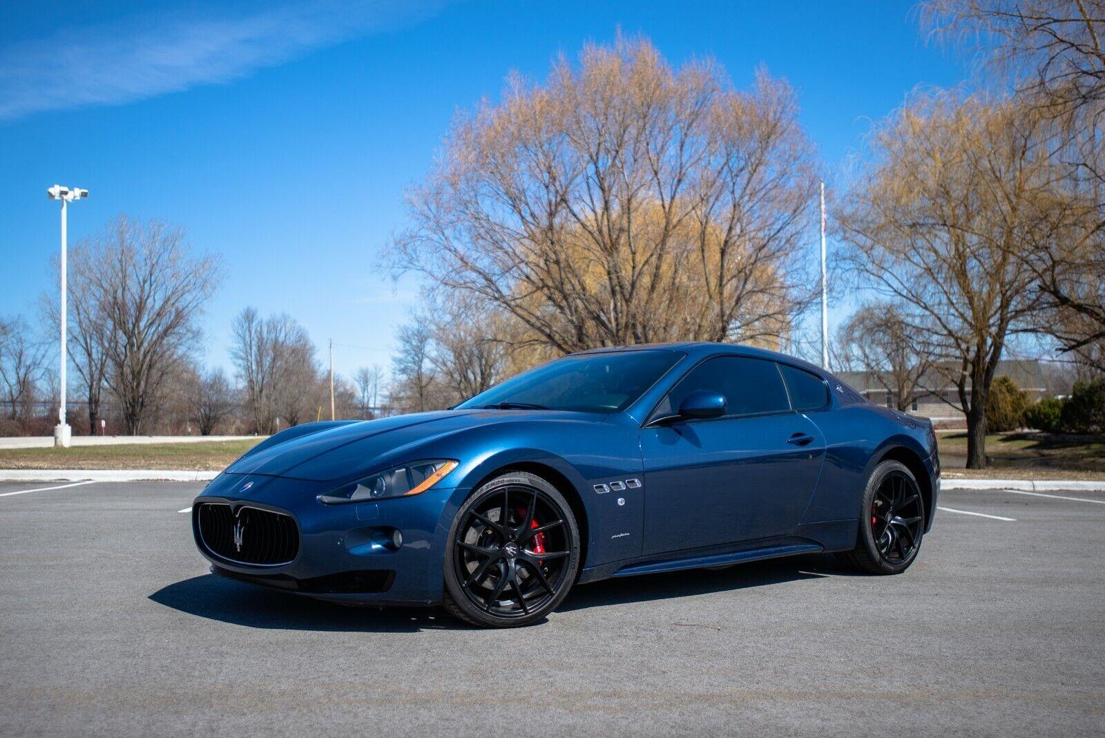 2009 Maserati Granturismo S Mc-shift / Low Miles / Special ...