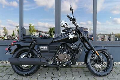 Andere UM Renegade 125 Commando - Chopper - B196