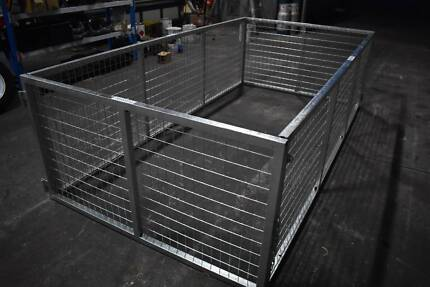 TRAILER CAGE - 10X5 HEAVY DUTY Holden Hill Tea Tree Gully Area Preview