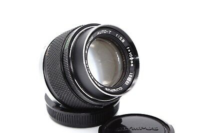 Olympus OM E.ZUIKO Auto-T 100mm 1:2.8 Portrait Objektiv lens Digital