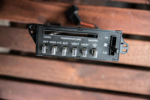 1986-1993 1st Gen Dodge Ram, Ramcharger, Cummins A/C heat blower control unit