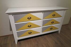 DRESSER CHEST OF DRAWERS Dee Why Manly Area Preview