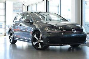 2016 Volkswagen GTI Autobahn * 18 POUCES * TOIT PANO * NAV
