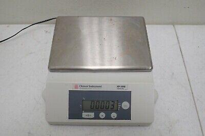 Denver Instruments Xp-1500 1500x0.05g Lab Scale Electronic Balance