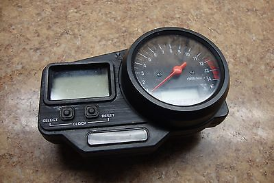 1999 Yamaha YZFR1 YZF R1 YZFR Instrument Cluster Tachometer Gauge Speedometer