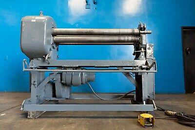 12 Gauge X 4 Niagara Power Sheet Metal Roll Metal Bender Former Initial Pinch