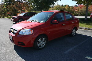 2010 Chevrolet Aveo / Includes Four Winter Tires