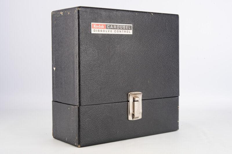 Kodak Carousel Projector Dissolve Control Model 2 in Case TESTED V12