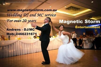 Magnetic Storm Entertainment  - Wedding DJ & MC services The Vines Swan Area Preview