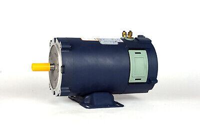 Dc Motor Brush-type 56 Frame Zyt48-04 With 12vdc 12hp 1800rpm Tefc Ul 108047