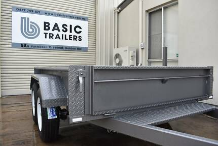 NEW 8X5 TANDEM TRAILER WITH BRAKES - AUSTRALIAN MADE Holden Hill Tea Tree Gully Area Preview