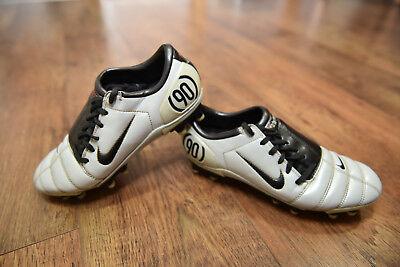 promo code 96c52 964ec NIKE TOTAL 90 III FG PRO FOOTBALL BOOTS SIZE UK 5 T90 VAPOR VGC