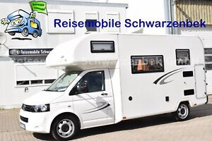 Robel-Mobil KENTUCKY 62 SD KLIMA VW T5 CS DOU MARKISE TOP!!!