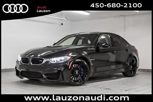 2015 BMW M3 PREMIUM & EXECUTIVE PACKAGE