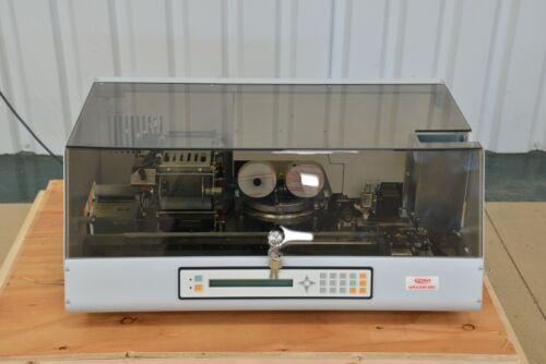 New CIM Maxima 861 Plastic Card Embosser Embossing Machine