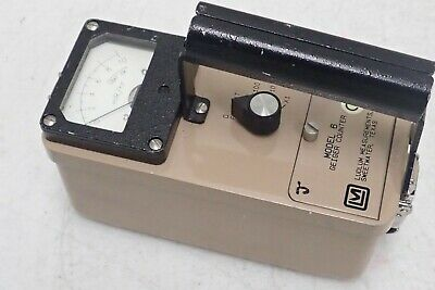 Ludlum Measurements Inc. Model 6 Geiger Counter