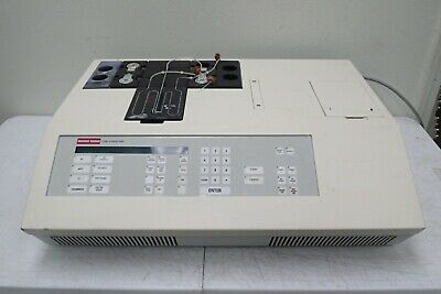 Organon Teknika Model Ra4 Coag-a-mate Coagulation Analyzer