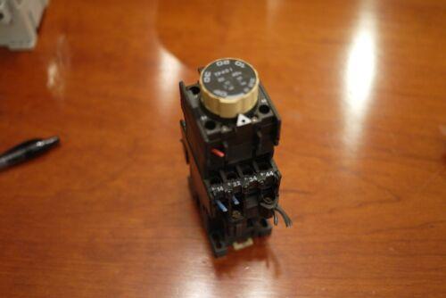 ABB K31E Contactor 3 Pole Breaker with ABB B9...85 Timer