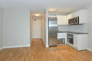 Fully Renovated Bachelor Suite at Donlands & Cosburn