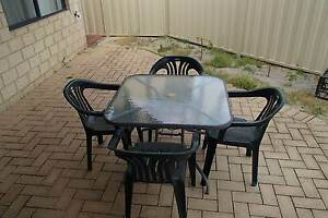 A set of outdoor furnitures - all for $20 Riverton Canning Area Preview