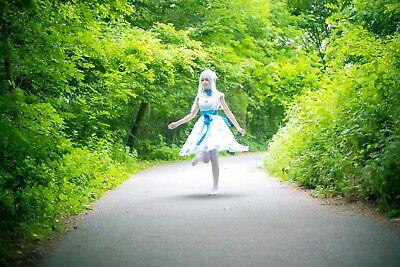 Anohana: The Flower We Saw That Day the Movie - Dress-up Chibi Menma cosplay (Anohana Cosplay Kostüm)