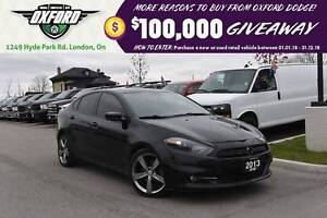 2013 Dodge Dart Limited - very clean, sporty, great value, remot