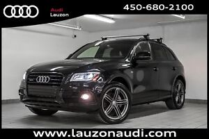 2017 Audi Q5 3.0T PROGRESSIV COMPETITION PACKAGE