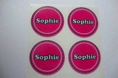 "Sophie  x  16  CROWN GREEN STICKERS  1""  LAWN BOWLS FLATGREEN  AND INDOOR BOWLS"