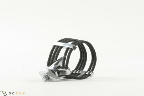 Silverstein Ligature for Hard Rubber Alto Saxophone Mouthpieces