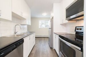Brand New Renovated Bachelor Suite in Prime Location!