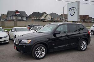 2013 BMW X3 xDrive28i ACCIDENT FREE | ONE OWNER | NAVI | CRUI...