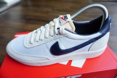 NIKE Killshot OG Mens Trainers, White/Blue - Size 6