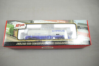 Atlas H0 Acf Caolín Coche Tanque #1707-2 Chipre 77831 (K11) 5