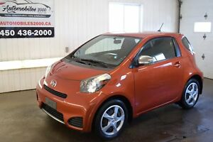 2014 Scion iQ Automatique/Air/Bluetooth