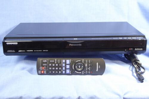 Panasonic DMR-EZ27 DVD recorder with remote