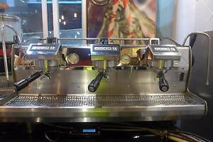 BARGAIN! Synesso Hydra Coffee Machine - volumetric 3 group North Sydney North Sydney Area Preview