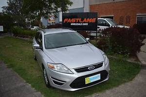 2012 Ford Mondeo Wagon TURBO DIESEL EASY FINANCE FULL FORD LOGBK Capalaba West Brisbane South East Preview