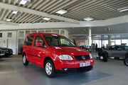 Volkswagen Caddy 1.4i Life Team Caddy, Klima