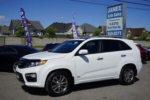 2013 Kia Sorento SX ONE OWNER | ACCIDENT FREE  | SX V6 | NAVI...
