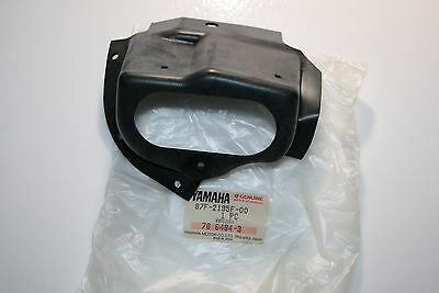 nos Yamaha snowmobile steering bracket 2 venture 1991-95 Phazer ll 87f-2195f