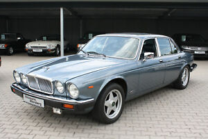 Jaguar XJ 4.2 Sovereign deutsch H-Kennzeichen TOP