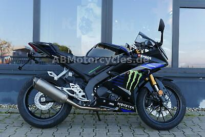 Yamaha YZF-R 125 R125 Monster