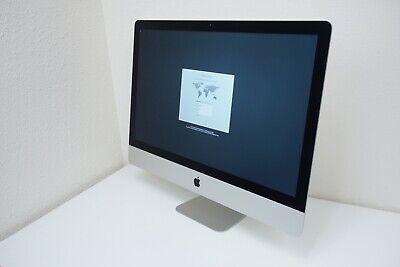 "Apple iMac 27"" 5K 3.2 GHz Core i5 1TB Fusion 8GB RAM 2GB GFX Late 2015"