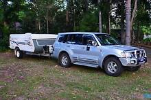 Jayco Outback Dove Camper - Fully Travel Ready. Bellbird Park Ipswich City Preview