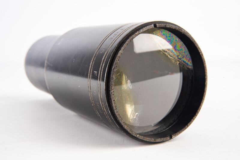 Projection Lens P Angenieux St Heand AX Type 65 156-164mm PLEASE READ V15